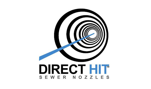 Redesigning Logo for Direct Hit Sewer Nozzles | Mary Habib Design