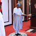 Photos: Pres. Buhari receives letter of credence from Ambassador designates of Tunisia, Canada, Germany, Sweden