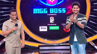 Natun Naidu in Bigg Boss Telugu 2