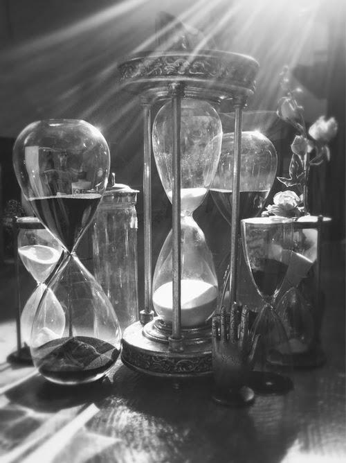 ... donde el tiempo puede detenerse infinitamente...