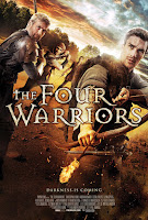 The Four Warriors (2015) online y gratis