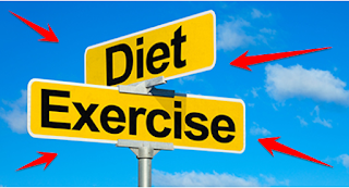 Diet and exercise link
