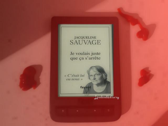 témoignage de jacqueline sauvage. Violences conjugales.