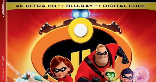 Disney Pixar's Incredibles 2 out now! #incredibles2