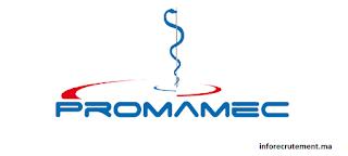 PROMAMEC entreprise de production et distribution de dispositifs médicaux et paramédicaux recrute un médecin