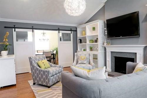 Chia sẻ cách phối màu cho không gian phòng khách