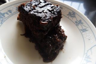 Recipes: Mocha Pudding Cake