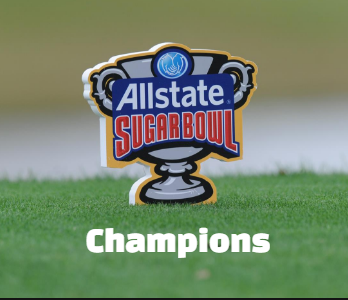 college football Sugar Bowl Winners-champions, list, History, Finals Scores.