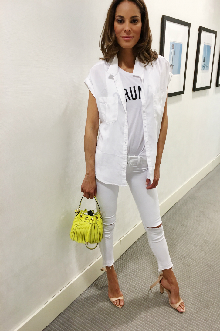 Boston, Boston Fashion Blog, Events in Boston, runways, Styling, Bloomingdales, Spring Outfits, Outfits, Denim Days, Denim Trends, Spring 2016 Trends, How To Wear a Crop Top, How To Wear Camo, How To Wear White on White