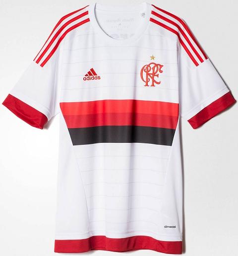 424b6c9716 Adida lança nova camisa reserva do Flamengo - Show de Camisas