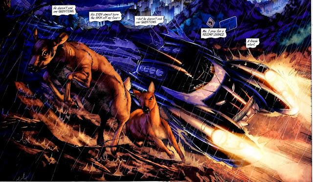 DC All Star Batman & Robin The Boy Wonder 9 Frank Miller & Jim Lee Batmobile