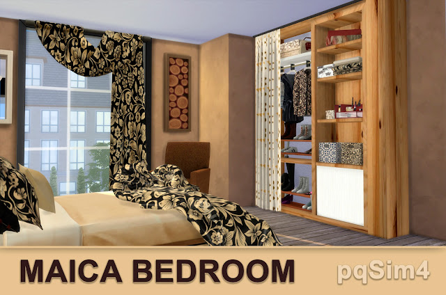 Detalle dormitorio Maica 15