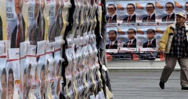 Lokalwahl in Mazedonien: Parteien starten mit Kampagne