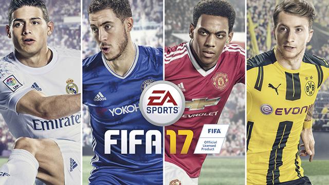 Kapten Dortmund Terpilih Jadi Cover Game FIFA 17