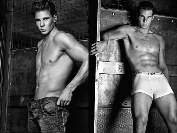 Rafael Nadal Totally Nude In A Shower Porn Male Celebrities