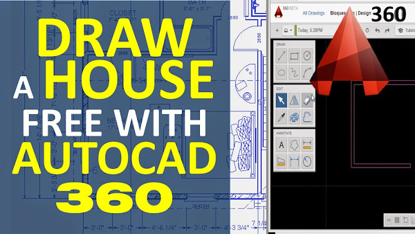 Autocad 3d house modeling tutorial course using autocad 2015.
