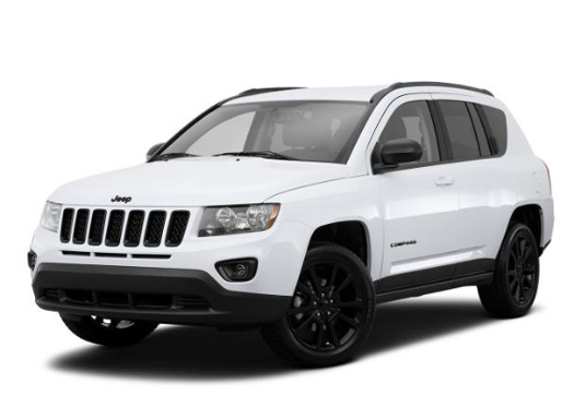 2018 Jeep Compass Redesign