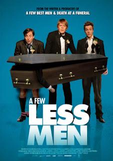 Tre uomini e una bara
