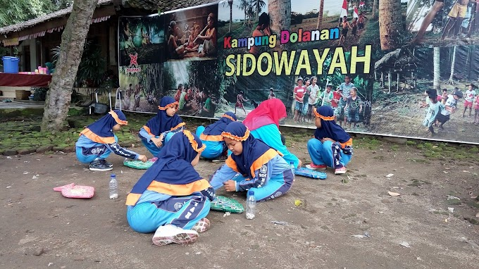 Apa Saja Dolanan dan Fasilitas di Kampung Dolanan Sidowayah Klaten?