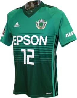 松本山雅FC 2018 ユニフォーム-FP-1st
