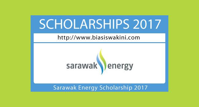 Sarawak Energy Scholarship 2017