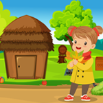 G4K Funny Little Girl Rescue Game