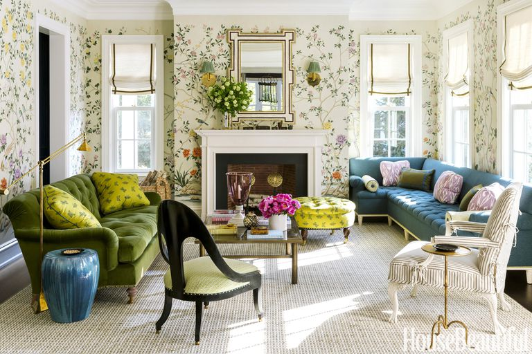 Décor Inspiration Glamorous And Cozy Living Room By Ashley Whittaker