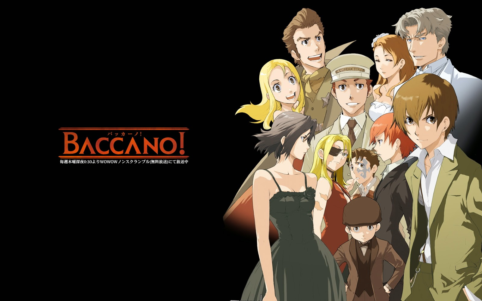 J and J Productions Baccano Review