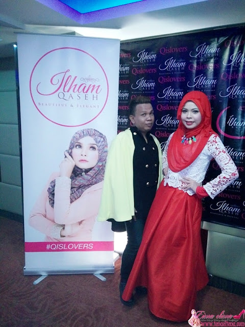 Glamnite with Qislovers Ilham Qaseh