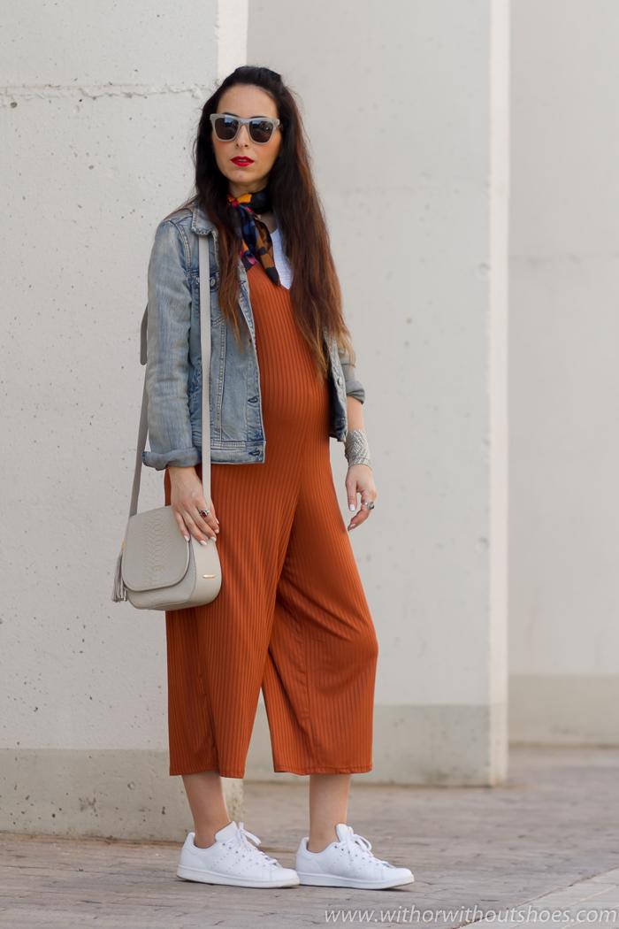 BLogger de moda con Trucos e ideas para conseguir un outfit estiloso y comodo