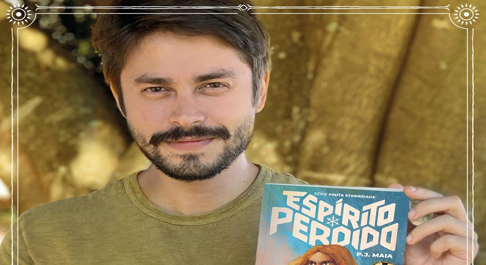 Espírito Perdido - Autor Brasileiro ganha 2 prêmios internacionais.