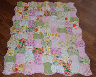 by QuiltieSisterS Baby Quilts easy