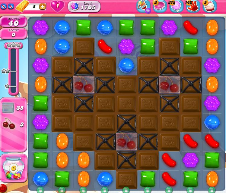 Candy Crush Saga 1705