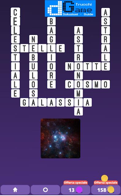 Soluzioni One Clue Crossword livello 18 schemi 6 (Cruciverba illustrato)  | Parole e foto