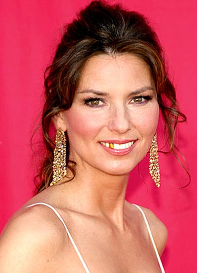 Shania Twain Teeth : shania, twain, teeth, Farce, Music:, Country, Stars, Teeth