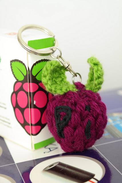 Raspberry Pi – malina na szydełku