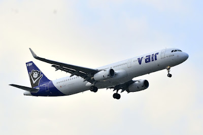 V Air Cancels Low-Cost Service between Manila and Taipei