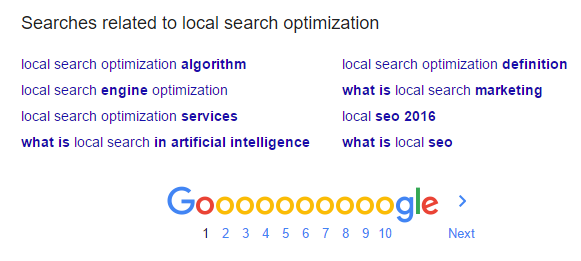Searches related to local search optimisation in Mumbai