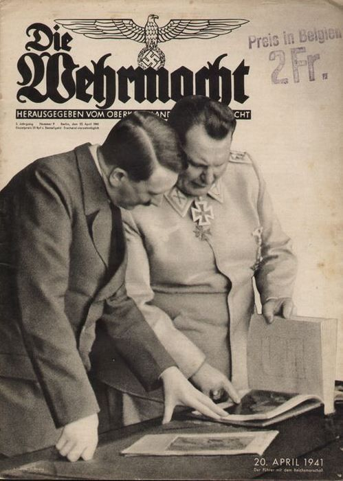Die Wehrmacht Hermann Goering Adolf Hitler worldwartwo.filminspector.com