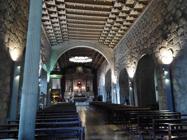 Iglesia de san Francisco, Santiago, Chile