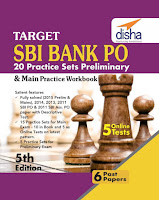 SBI PO Exam 20 Practice Sets