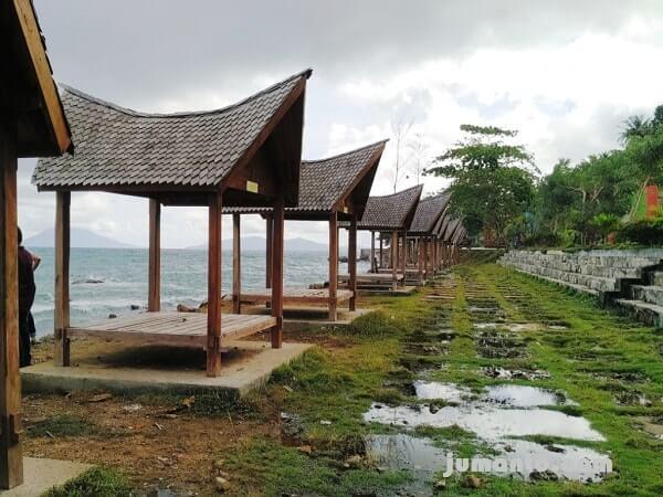 krakatau kahai beach kalianda