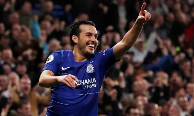 Chelsea 2 - 0 Tottenham Hotspur