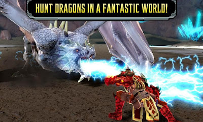 Dragon Hunting v1.03 MOD APK Full [Terbaru]