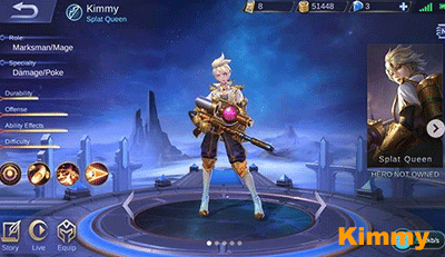 Hero Marksman Terkuat di Mobile Legend
