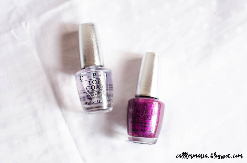 OPI Designer Series nail polish bottles