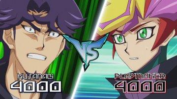 Yu-Gi-Oh! VRAINS Episode 92 Subtitle Indonesia