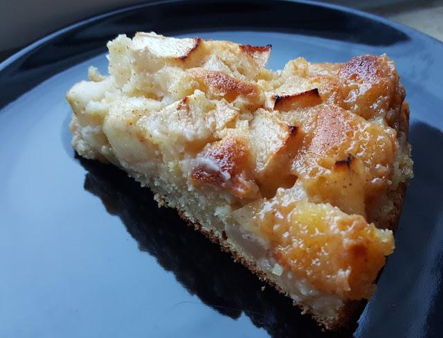 apfelkuchen kuchen apfel lecker rezept einfach schnell saftig