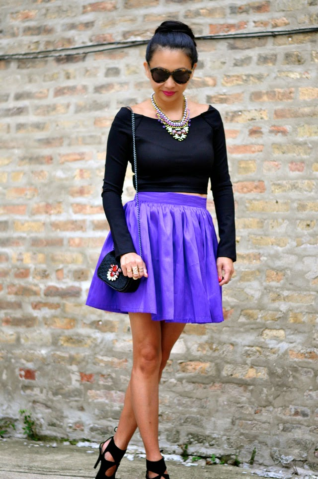 Jewelry  and skirt by t+j Designs