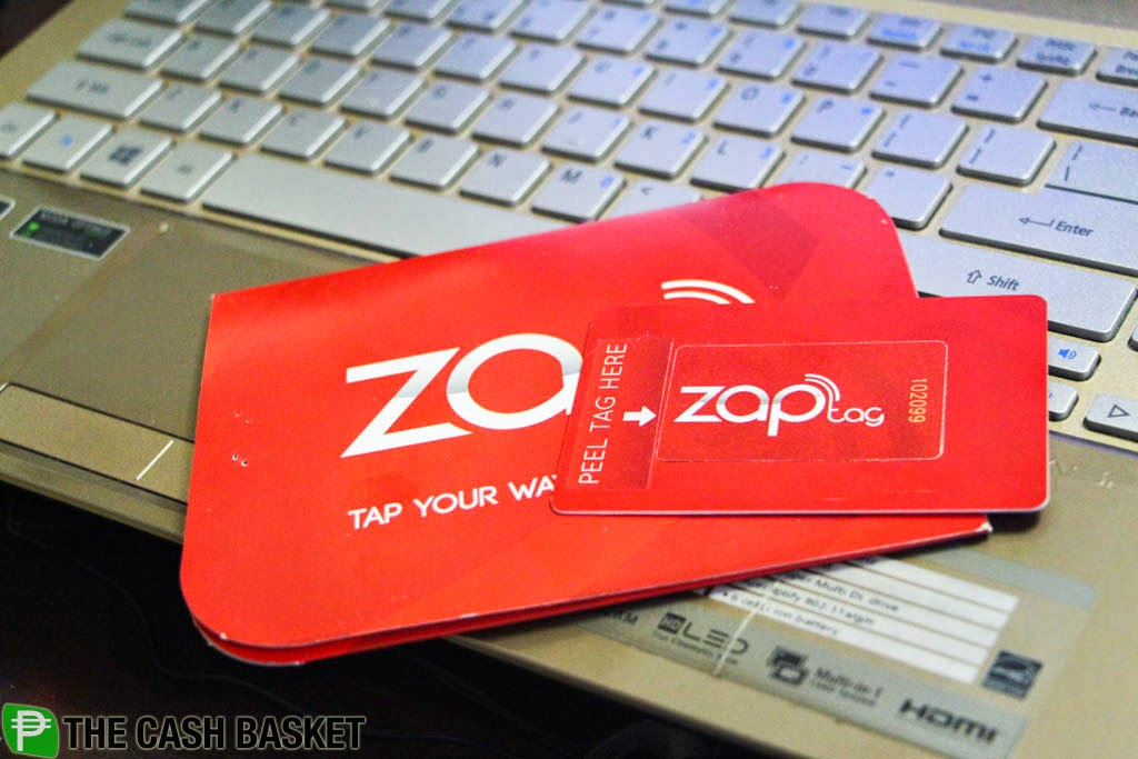 The ZAP Tag